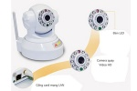 Camera IP ADC-HD4110-W